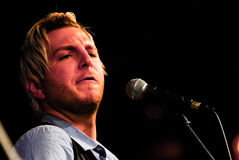 Mike Gossin of Country Band Gloriana Stock Photo