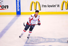 Mike Green Washington Capitals Lizenzfreie Stockbilder