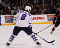 Mike Kamisarek, Τορόντο Maple Leafs Στοκ Φωτογραφία
