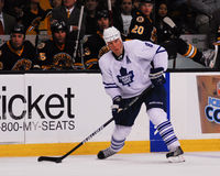 Mike Kamisarek, Toronto Maple Leafs Royalty Free Stock Image