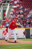 Mike Leake Immagine Stock