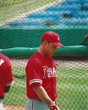Mike Lieberthal, Philadelphia Phillies Stock Photography