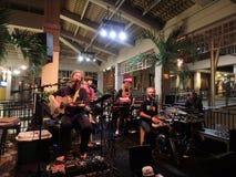 Mike Love Jams en Mai Tai Bar Fotos de archivo libres de regalías