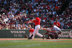 Mike Lowell Boston Red Sox Royalty Free Stock Images