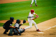 Mike Matheny St Louis Cardinals Royaltyfria Bilder