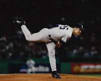 Mike Mussina New York Yankees Royalty Free Stock Photography