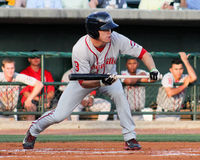 Mike Myers,  Greenville Drive Royalty Free Stock Photos