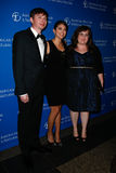 Mike O'Brien, Cecily Strong, Aidy Bryant Imagenes de archivo