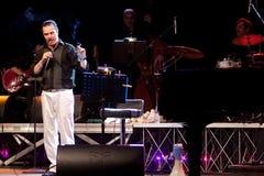 Mike Patton's Mondo cane Tour in Florence Stock Image