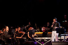 Mike Patton's Mondo cane Tour in Florence Stock Photos