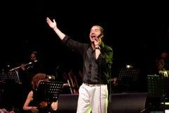Mike Patton's Mondo cane Tour in Florence Royalty Free Stock Image
