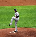 Mike pelfrey of new york mets Royalty Free Stock Photography