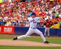 Mike Pelfrey New York Mets Stock Photo
