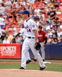 Mike Pelfrey, New York Mets. Stock Image