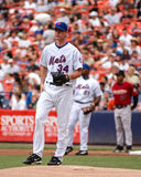 Mike Pelfrey, New York Mets. Stock Photography