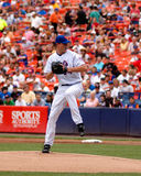 Mike Pelfrey, New York Mets. Royalty Free Stock Photo