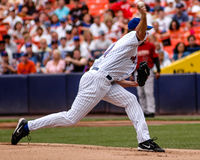 Mike Pelfrey, New York Mets. Royalty Free Stock Photography
