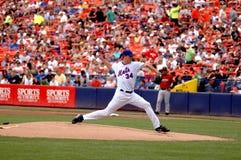 Mike Pelfrey Nueva York Mets Imagenes de archivo