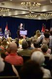 Mike Pence Rally für Trumpf Stockfoto