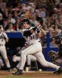 Mike Piazza, 2000 campionati di baseball Fotografie Stock