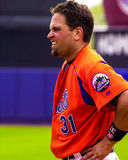 Mike Piazza, new york mets Obrazy Royalty Free