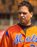 Mike Piazza, New York Mets royalty-vrije stock foto