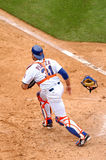 Mike Piazza Of The New York Mets Photos libres de droits