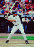 Mike Piazza New York Mets catcher Stock Image
