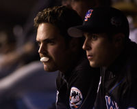 Mike Piazza Royalty Free Stock Photography