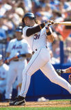 Mike Piazza New York Mets catcher Stock Photo