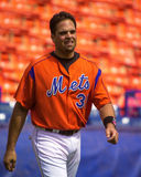 Mike Piazza, New York Mets. New York Mets catcher Mike Piazza #31. (Image taken from color slide Stock Photography