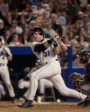 Mike Piazza, 2000 world series Fotos de Stock