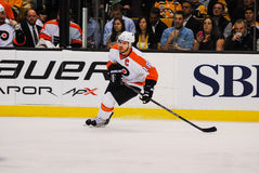 Mike Richards Philadelphia Flyers Royalty Free Stock Photography