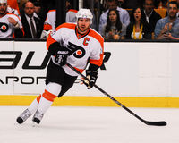 Mike Richards Philadelphia Flyers Royalty Free Stock Image
