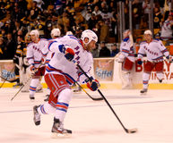 Mike Rupp New York Rangers Stock Image