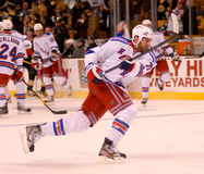 Mike Rupp New York Rangers Stock Photo