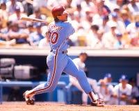 Mike Schmidt, Philadelphia Phillies Stock Foto's