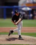 Mike Sirotka Chicago White Sox, στάμνα Στοκ φωτογραφία με δικαίωμα ελεύθερης χρήσης