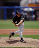 Mike Sirotka Chicago White Sox, pitcher Royalty Free Stock Photography