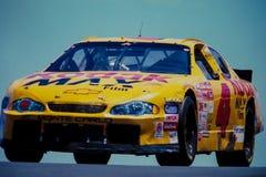 Mike Skinner 2002, NASCAR-Seizoen Stock Fotografie