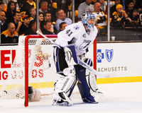 Mike Smith. Tampa Bay Lightning goalie Mike Smith Stock Image