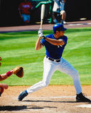Mike Sweeney Kansas City Royals Royaltyfri Foto