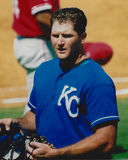 Mike Sweeney, kansas city royals Zdjęcia Stock