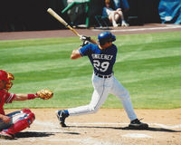 Mike Sweeney, kansas city royals Obraz Stock