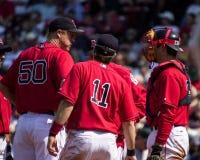 Mike Timlin, Boston Rode Sox Royalty-vrije Stock Fotografie