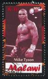 Mike Tyson στοκ φωτογραφία