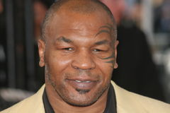 Mike Tyson Royalty Free Stock Image