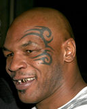 Mike Tyson Royalty Free Stock Photos