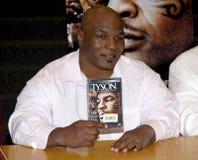 Mike Tyson Arkivbild