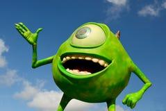 Mike von den Monstern Inc. enthalten stockfoto